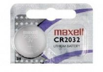 CR-2032 Pila de litio CR2032 MAXELL